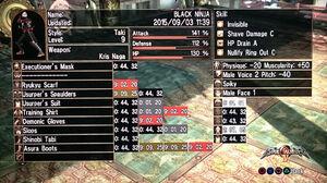 Black Ninja SC4 Details