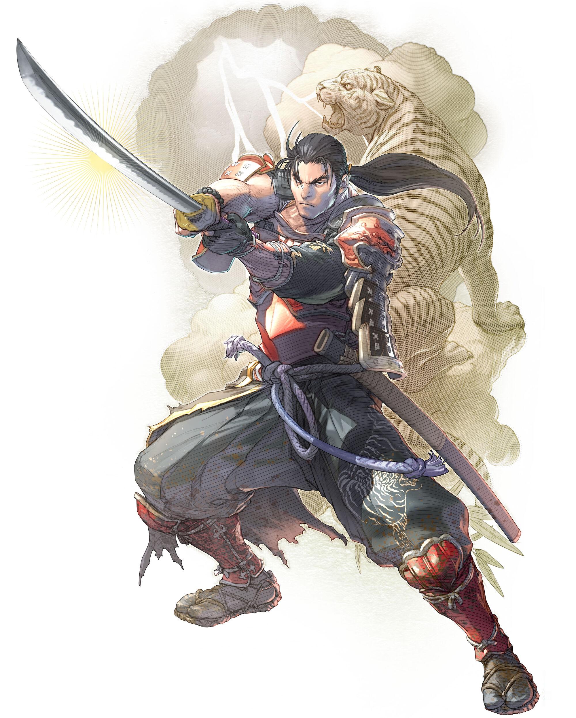 Mitsurugi/New Timeline | Soulcalibur Wiki | FANDOM powered