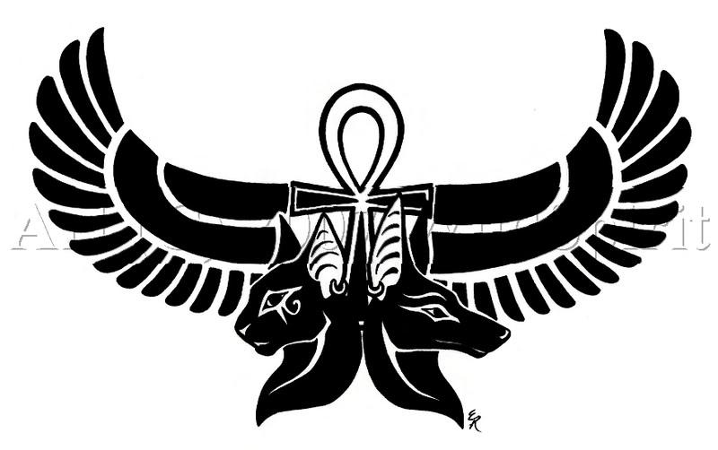 Image Anubis Bastet Egyptian Tattoog Soulcalibur Wiki