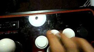 Soul Calibur 5 Maxi B K JF input