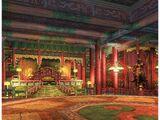 Hwangseo Palace - Phoenix Court