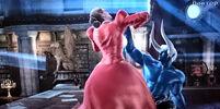 Demon Sanya Vs Scarlet SC5