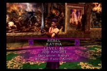 Katina profile