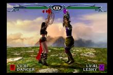 Leshy fight