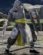 Xie Ren Soul Calibur VI 2P actual