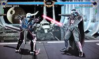 Demon Sanya Vs Darth Vader SC4