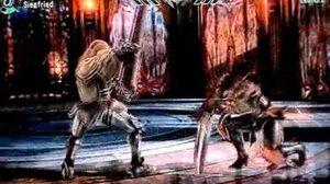 Soul Calibur V - Siegfried vs Leandra-0