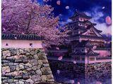 Kaminoi Castle - Sakura-Dai Gate
