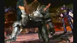 Soul Calibur 3 - Siegfried - Ending A