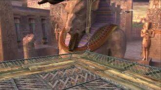 Soulcalibur III - Egyptian Temple
