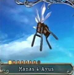 Manas and Ayus (1P, SCIII)