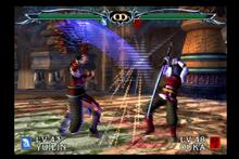 Ouka fight