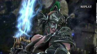 Helen Soul Charge SOULCALIBUR™Ⅵ