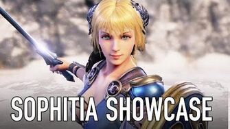 SOULCALIBUR VI - PS4 XB1 PC - Sophitia Showcase (Developer Diary) (subtitles available)