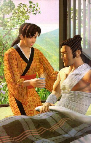 File:Li Long and Chie 3D (Soul Edge Artbook).jpg