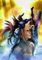 Soul Calibur 2 - Nightmare - Siegfried