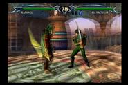 Fu-Ma Ninjas 3 fight