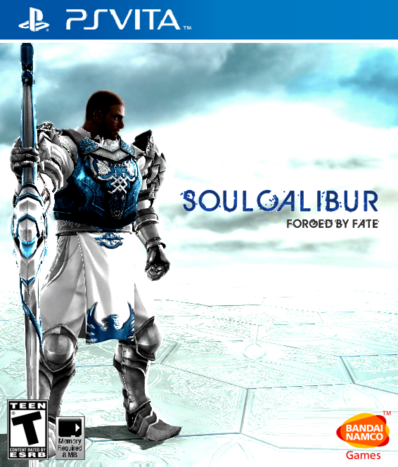 FanGame - Soulcalibur - Forged by Fate (PS Vita)