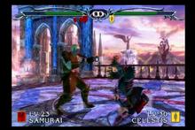 Celestis fight