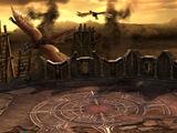 Denevér Castle: Assault