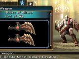 Kratos Weapons Gallery (SC:BD)
