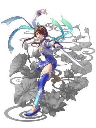 Xianghua | Soulcalibur Wiki | FANDOM powered by Wikia