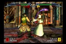 Amrita fight