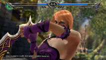 Lexa (Human Form) Battle 02