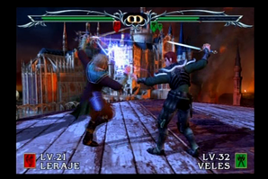 Veles fight