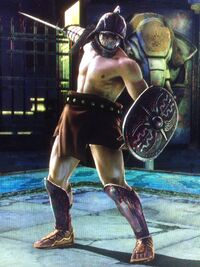 Henri Gladiator