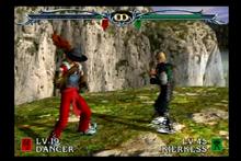 Kierkess 1 fight