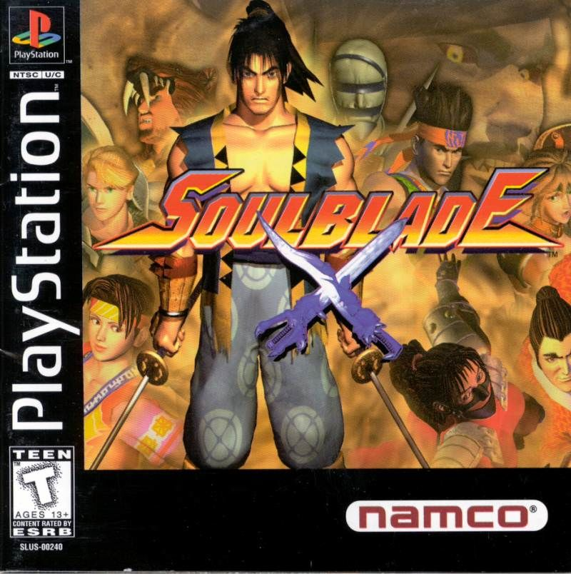 Image result for Soul Edge