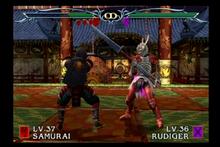 Rudiger fight