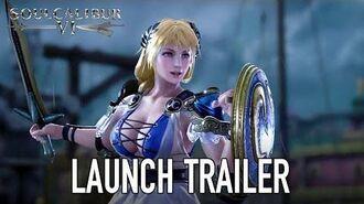 SOULCALIBUR VI - PS4 XB1 PC - Launch Trailer