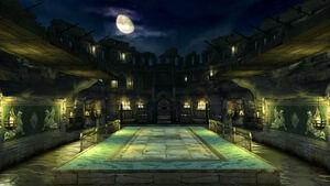 Conqueror's Colisseum Underground
