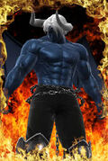 True Demon Sanya Avatar