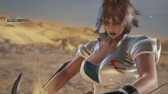 SoulCalibur 6 - Questa (Human) (Critical Edge and Soul Charge)