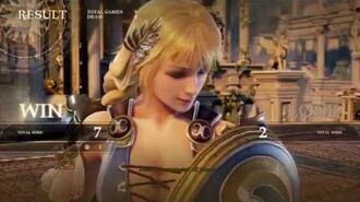 Soulcalibur VI Sophitia Gameplay
