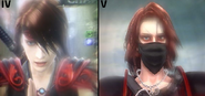 Kinata before and after