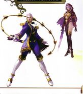 The Art Of SoulCalibur II - 15