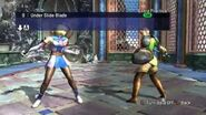 鬍鬚髒 SoulCalibur II HD online (PS3) Command List - Cassandra