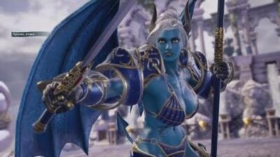 SoulCalibur 6 - Lily (Critical Edge and Soul Charge) 2