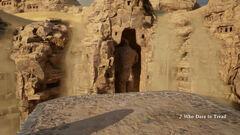 Sunken Desert Ruins