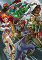 Soulcalibur III poster