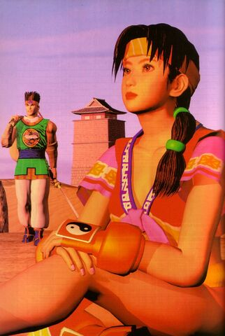 File:Seong Mi-na and Hwang 3D (Soul Edge Artbook).jpg