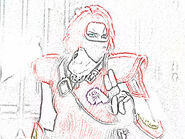 Kinata sketch