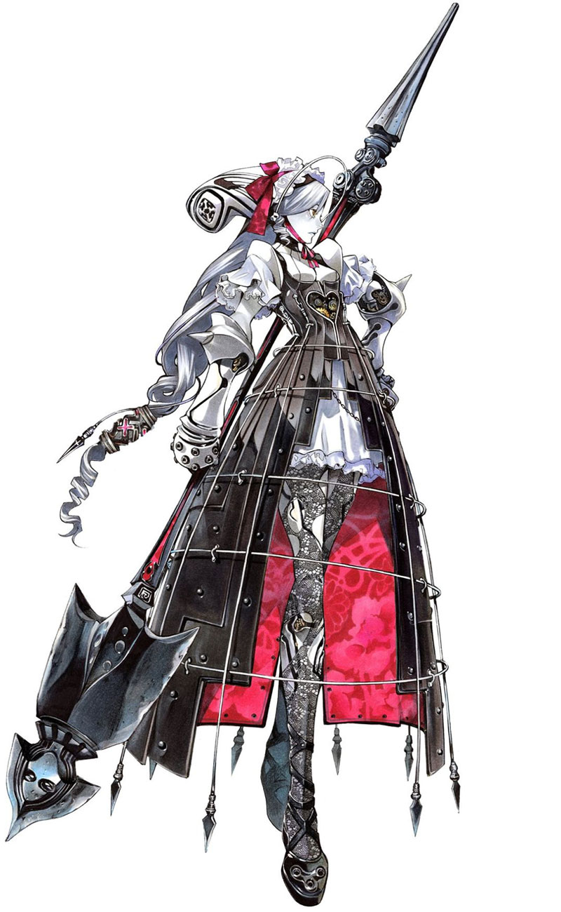 Ashlotte | Soulcalibur Wiki | FANDOM powered by Wikia