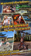 Soul Calibur Unbreakable Soul 4