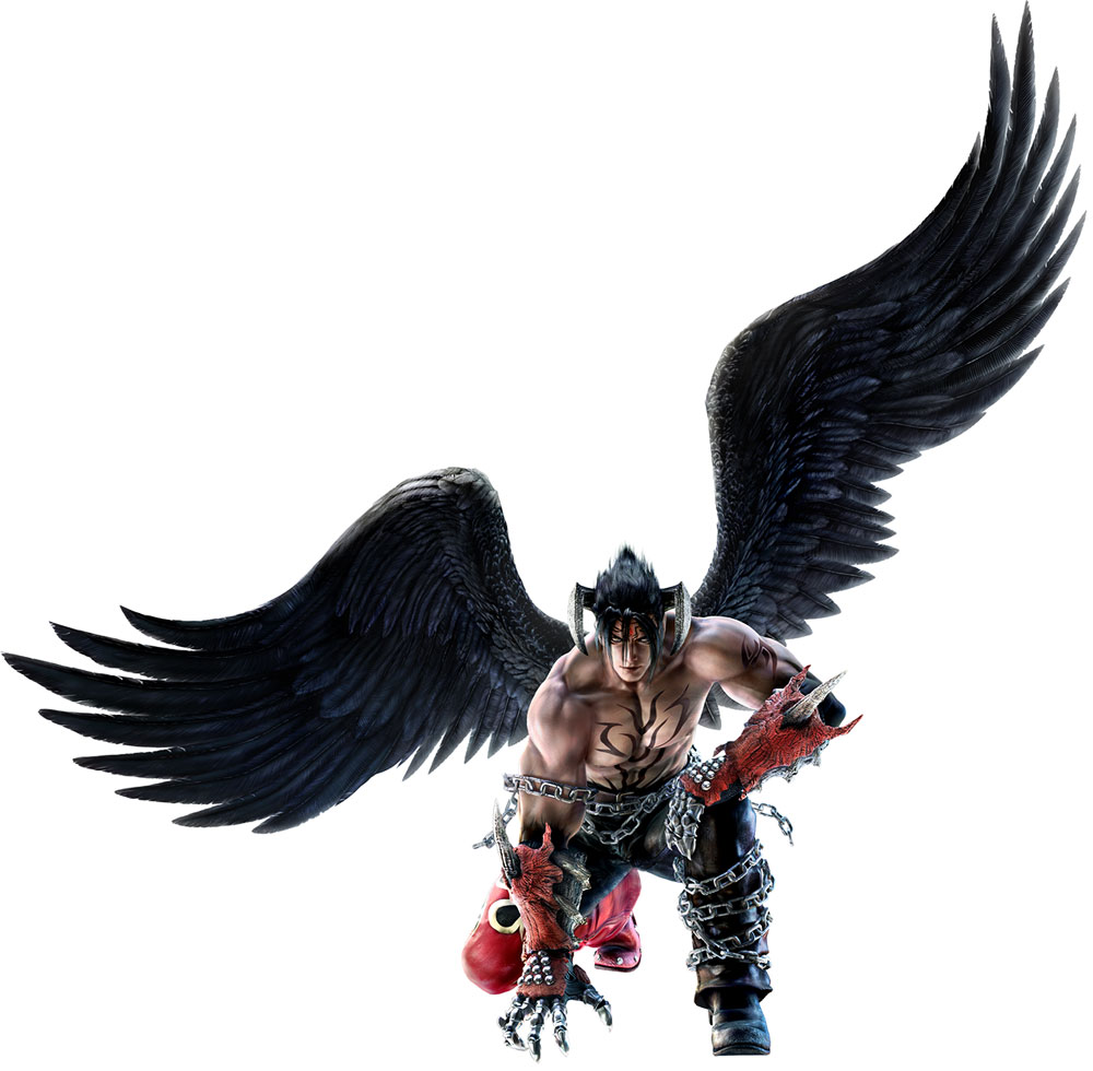 Devil Jin | Soulcalibur Wiki | FANDOM powered by Wikia