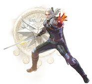 SC6 Geralt